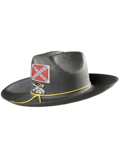 American Confederate hoed voor mannen