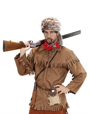 Чоловічий костюм мисливця