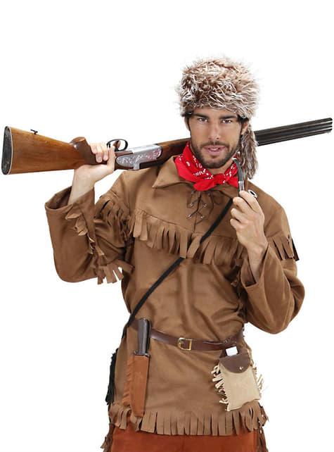 Disfraz de cazador para hombre - hombre