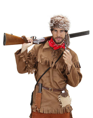 Costume da cacciatore per uomo
