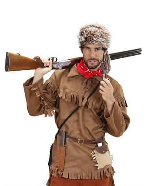 Jager kostuum voor mannen