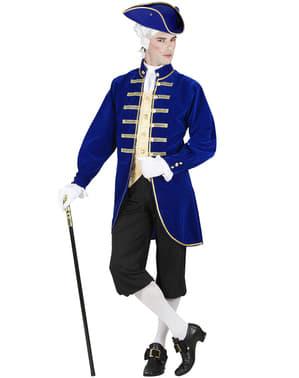 Costum Marquis del Baroc pentru bărbați, mărime mare