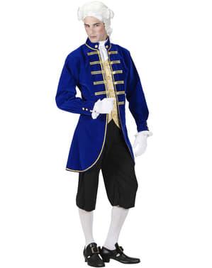 Barok markies kostuum voor mannen grote maat