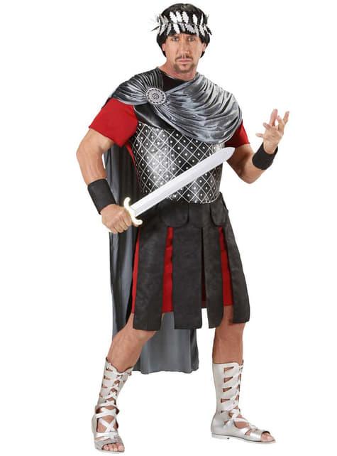 Disfraz de emperador romano para hombre