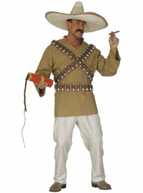 Kostium niebezpieczny Meksykanin męski
