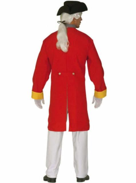Disfraz de soldado de la revolución para hombre - hombre
