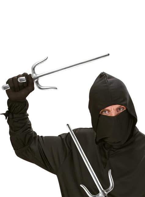 Set de 2 sais ninja