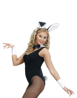 Woman's Provocative Bunny Costume