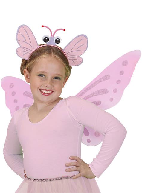 Diadema de mariposa - para tu disfraz