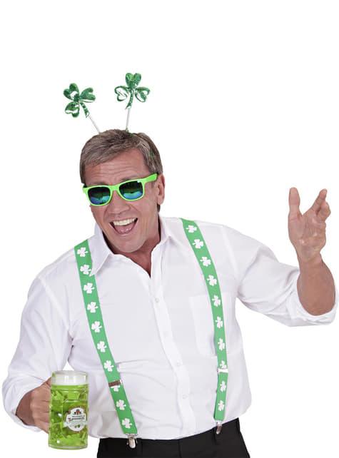Adult's St Patrick Braces
