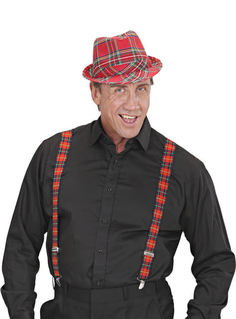 Adult's Scottish Braces