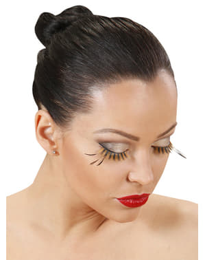 Пчелните мигли на жените