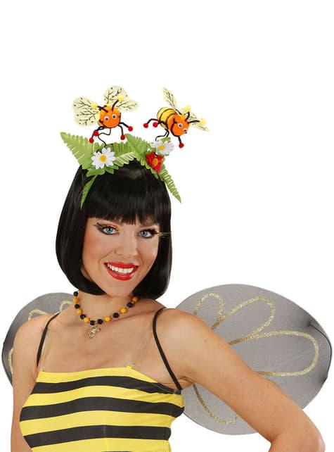 Bijen wimpers voor vrouw