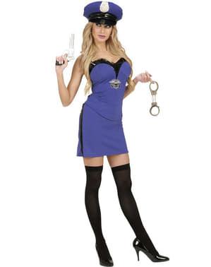 Disfraz de Policía interesante para mujer