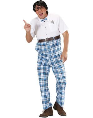 Costume da nerd sfigato per uomo