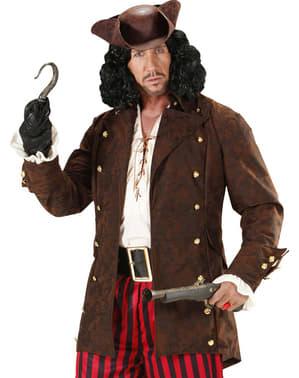 Chaqueta de pirata de alta mar para hombre