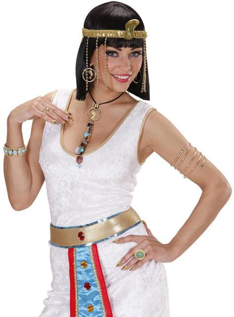 Anel Cleópatra para mulher