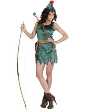 Skovens retfærdighed kostume til kvinder