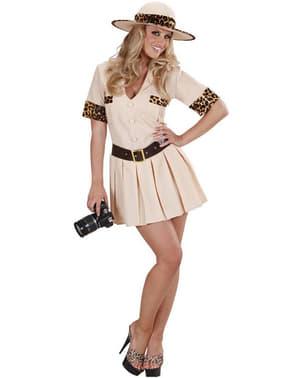Forscherin Kostüm für Damen