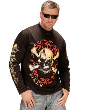 Man's Biker T-shirt