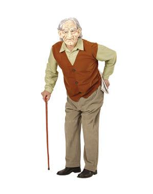 Malý Old Man Costume
