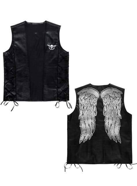 Adult's Zombie Hunter Jacket with Wings