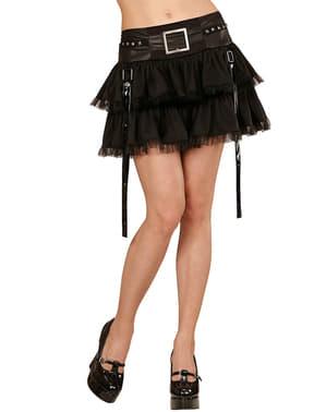 Dámská punk rocková sukně