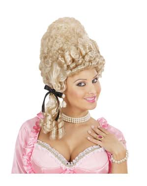 Naisten helmikaulakoru ja rannekoru