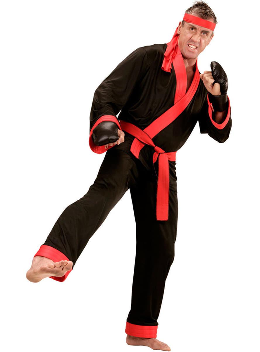 kick boxer kost m f r herren in gro er gr e funidelia. Black Bedroom Furniture Sets. Home Design Ideas
