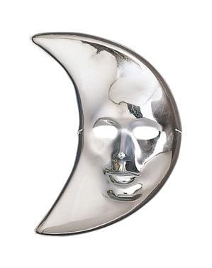 Máscara de meia lua