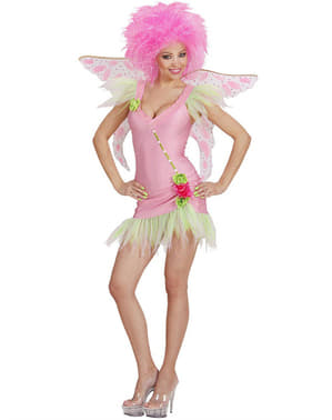 Woman's Pink Fairy Costume