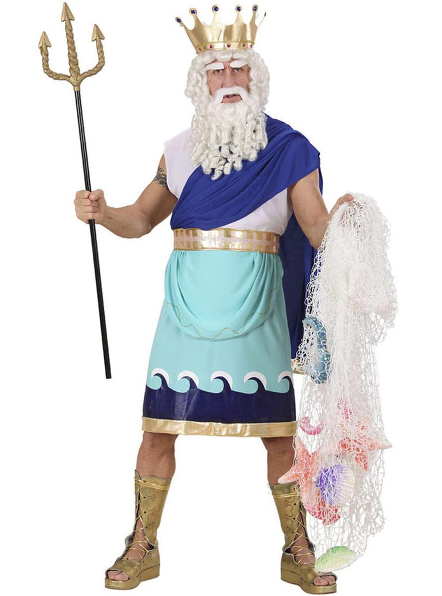 Костюм Нептуна своими руками 67