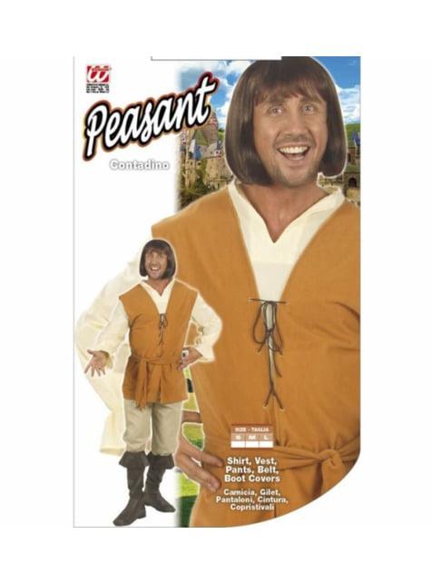 Disfraz de poeta medieval para hombre - hombre