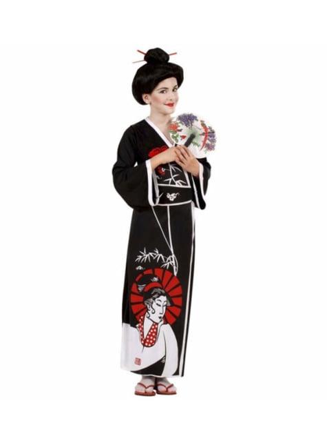 Disfraz De Geisha Para Niña Entrega 24h Funidelia