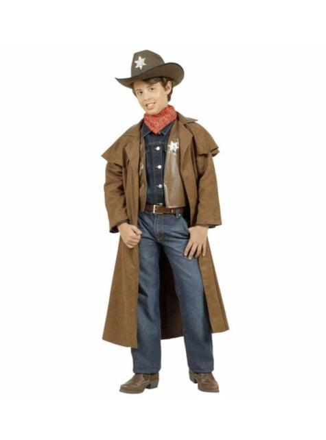 Boy's Wild West Cowboy Costume