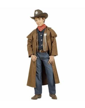 Déguisement cowboy éloigné de l'Ouest garçon