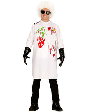 Pánský kostým šílený vědec