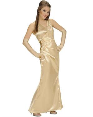 Beroemdheid kostuum voor vrouw