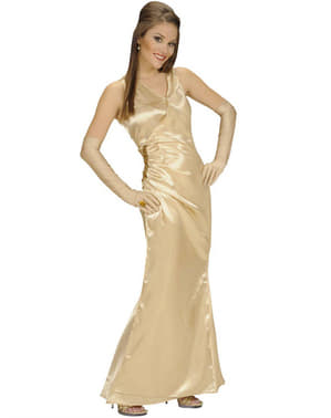 Costum de celebrity faimoasă pentru femeie