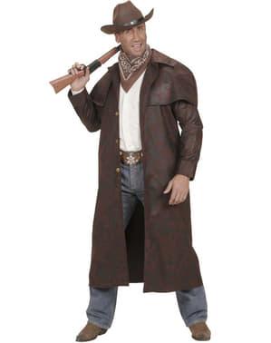 Δυτικό Cowboy παλτό του ανθρώπου