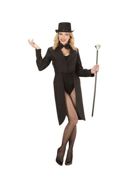 Kostium showgirl damski duży rozmiar