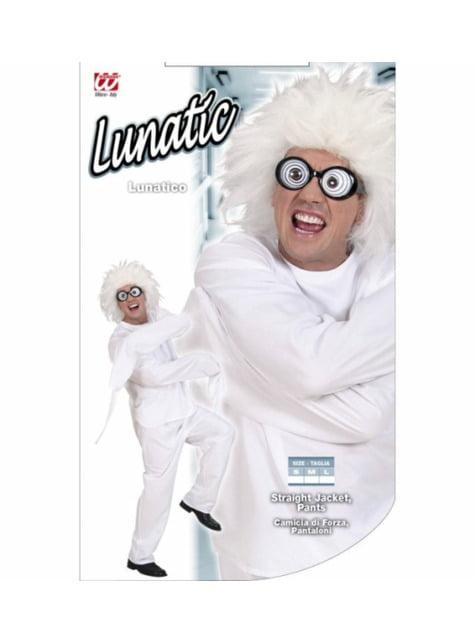 Disfraz de lunático para adulto - original