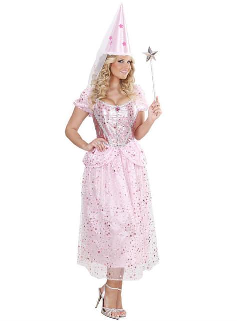 Disfraz de hada rosa para mujer - mujer