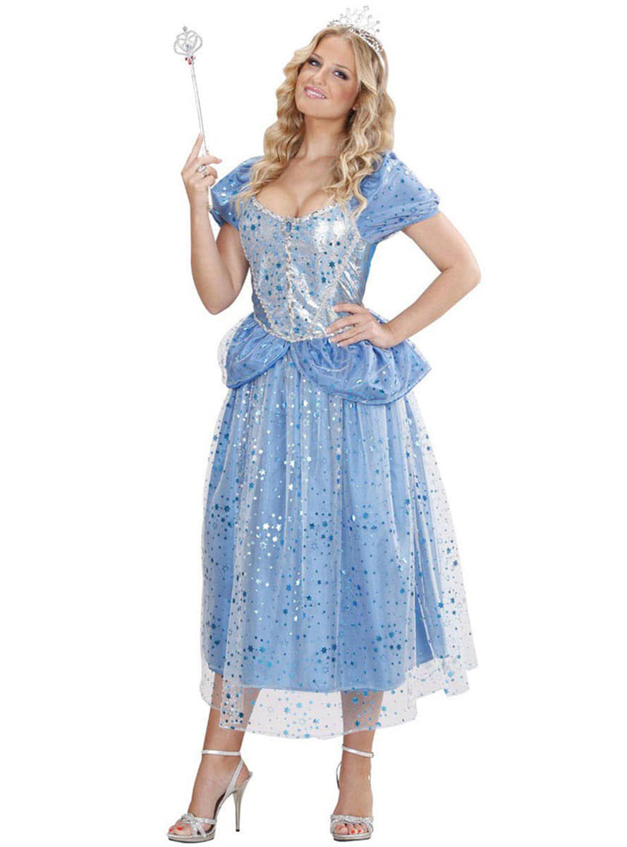 Womanu0027s Blue Fairy Costume  sc 1 st  Funidelia & Womanu0027s Blue Fairy Costume. Fast delivery | Funidelia