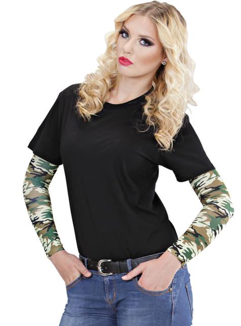 Mangas militares para adulto - para tu disfraz