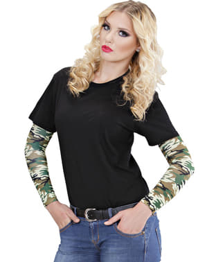 Adult's Military Sleeves