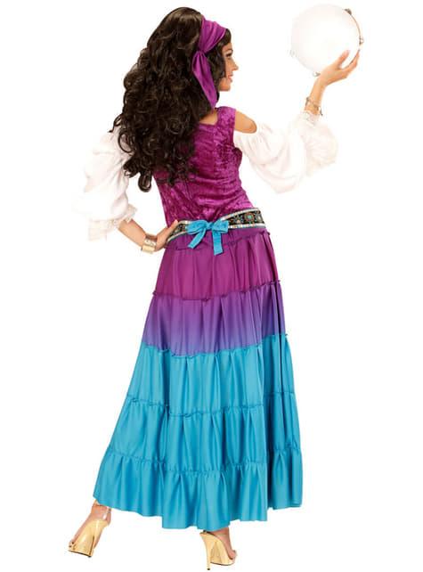 Disfraz de gitana bailarina para mujer - original