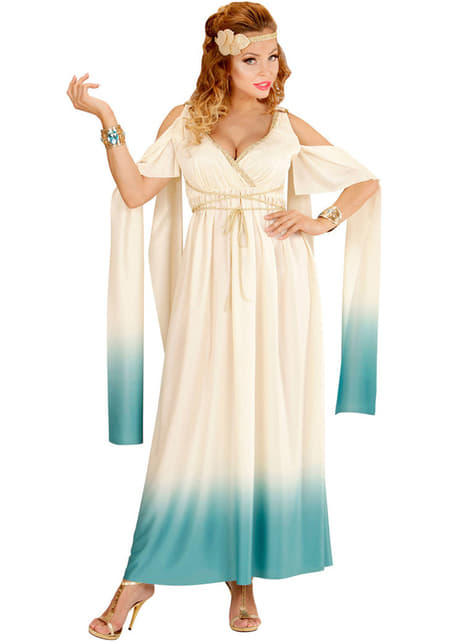 Woman's Greek Aristocrat Costume