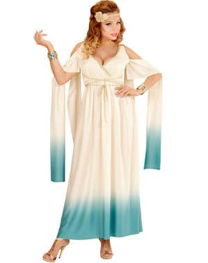 Costum de aristocrată greacă pentru femeie
