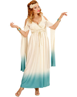 Гръцката аристократска носия на жената